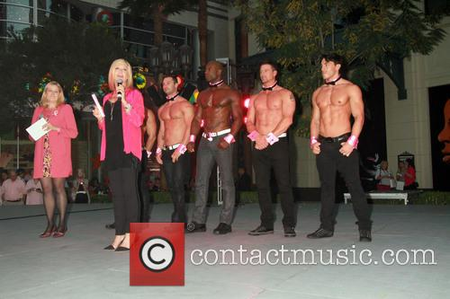 Olivia Newton-john and Chippendales 3