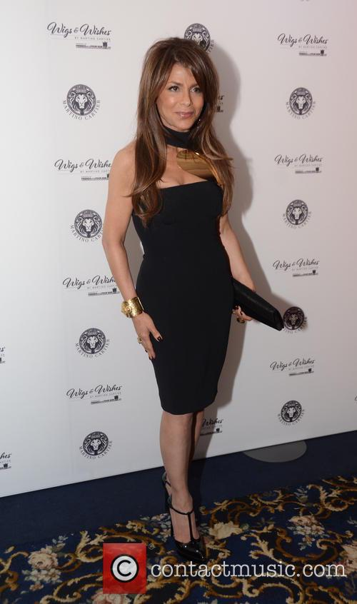 Celebrities attend 'Wigs and Wishes'