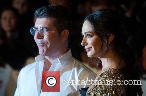 Simon Cowell and Lauren Silverman 7