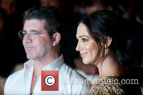 Simon Cowell and Lauren Silverman 8