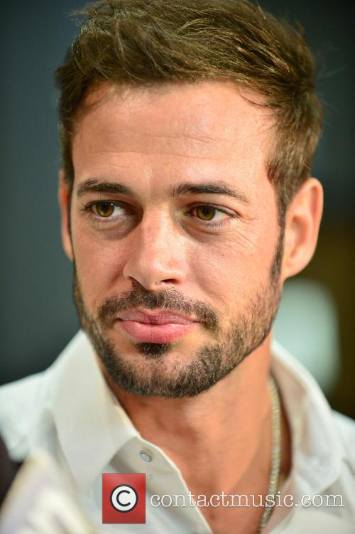 William Levy receives the key to the city...