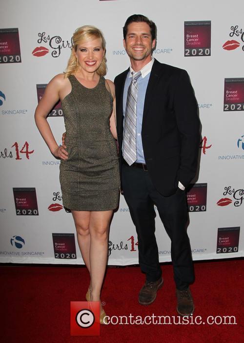 Adrienne Frantz and Scott Bailey 8