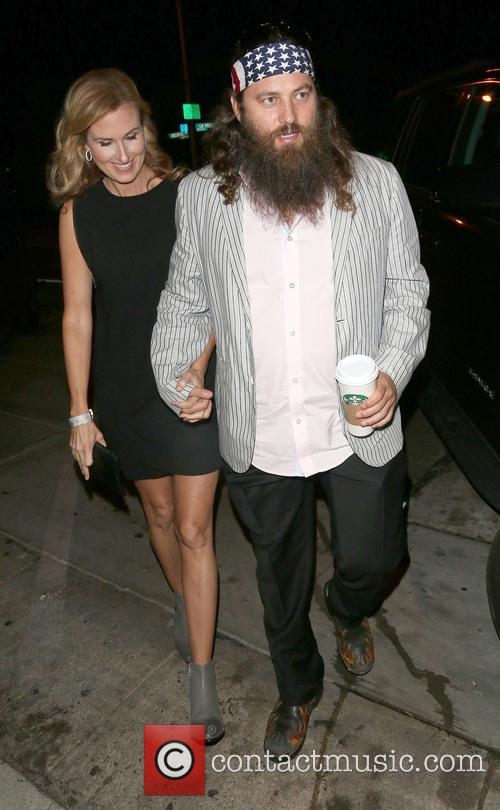Willie Robertson and Korie Robertson 4