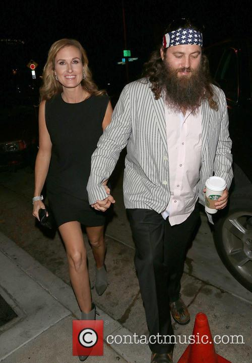 Willie Robertson and Korie Robertson 1