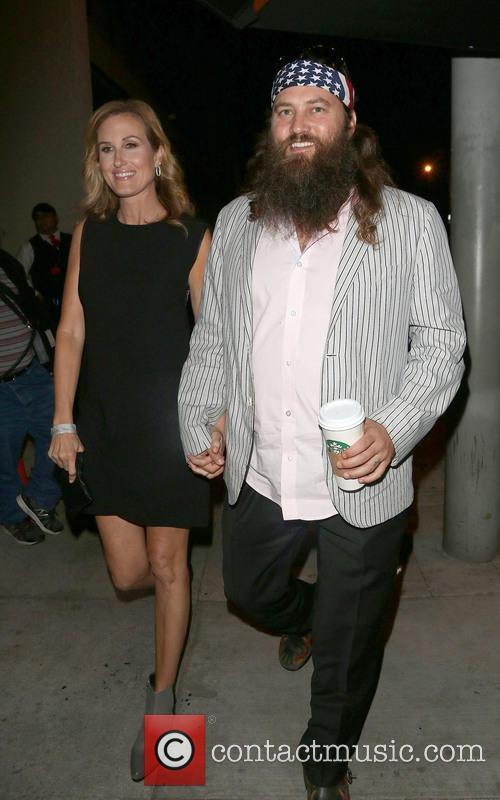 Willie Robertson and Korie Robertson 5