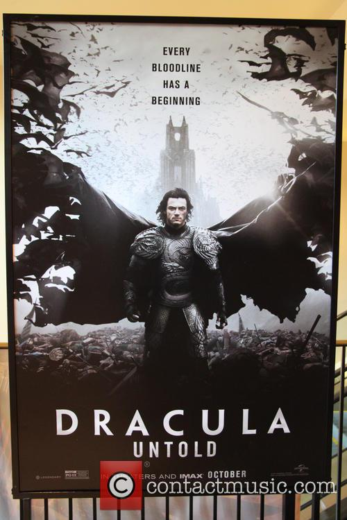 Movie Poster Dracula Untold 1