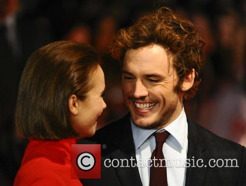 Sam Claflin and Lily Collins 7