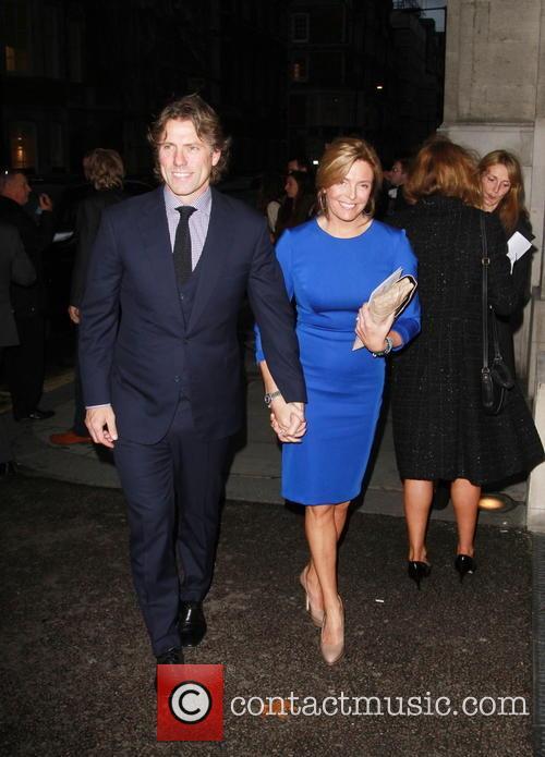 John Bishop and Melanie Bishop