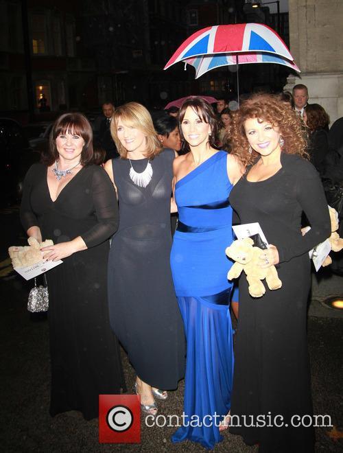 Nadia Sawalha, Kaye Adams, Andrea Mclean, Coleen Nolan and Loose Women 1