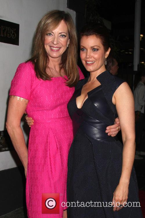 Allison Janney and Bellamy Young 2