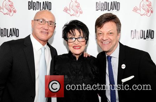 Gianni Valenti, Chita Rivera and Jim Caruso