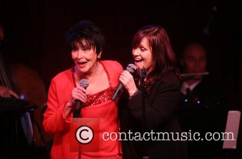 Chita Rivera and Lisa Mordente 10