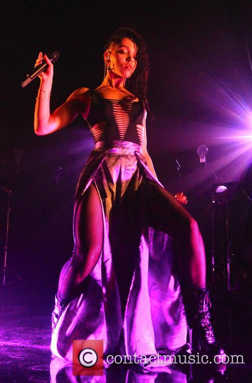 FKA Twigs in Concert