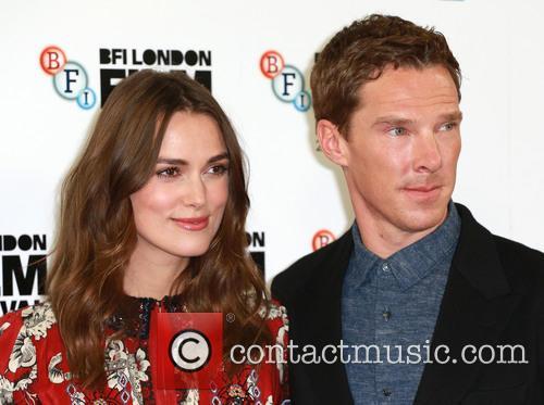 Keira Knightley and Benedict Cumberbatch 3