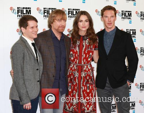 Keira Knightley and Benedict Cumberbatch 4
