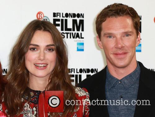 Keira Knightley and Benedict Cumberbatch 5