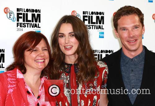 Keira Knightley and Benedict Cumberbatch 6