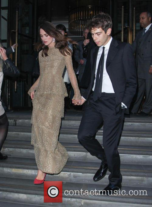 Keira Knightley and James Righton 5