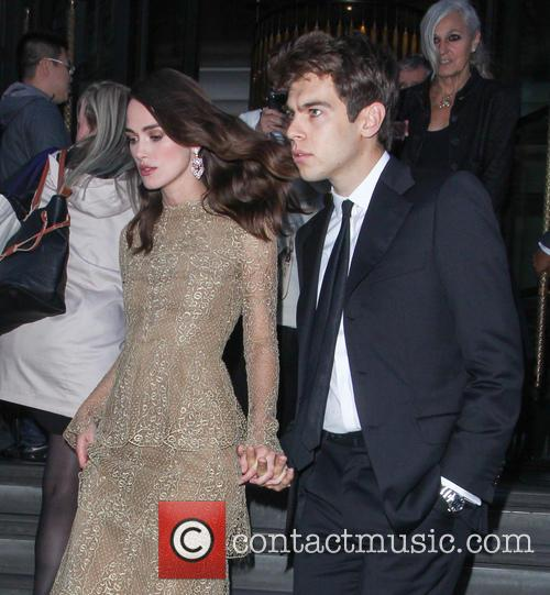 Keira Knightley and James Righton 9