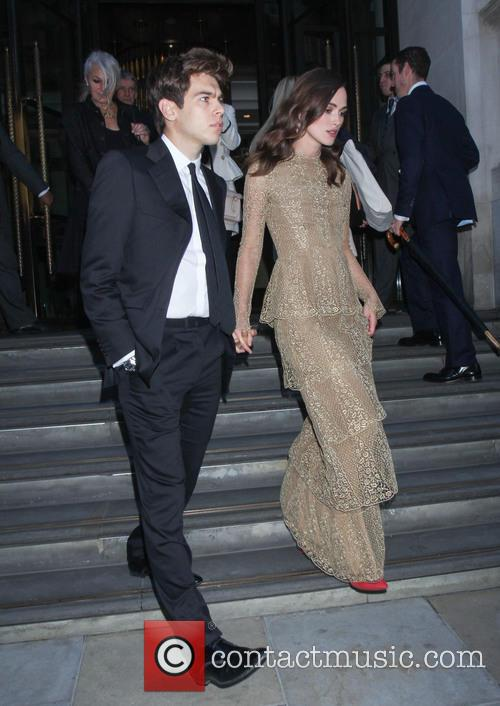 Keira Knightley and James Righton 11