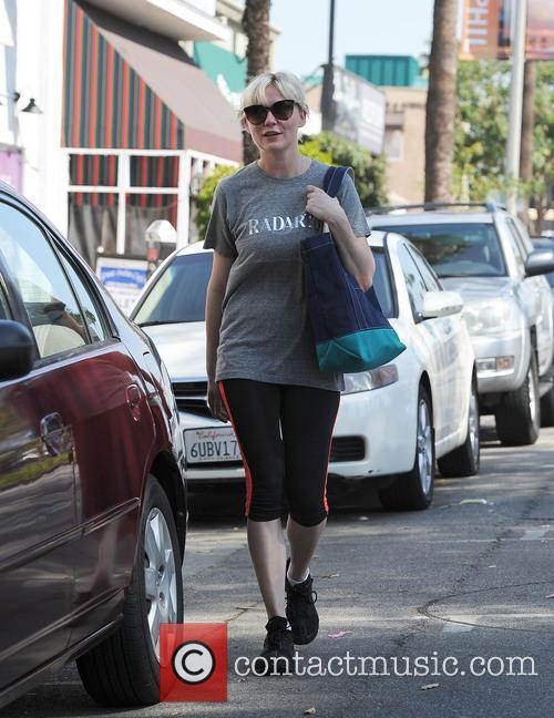 Kirsten Dunst workout