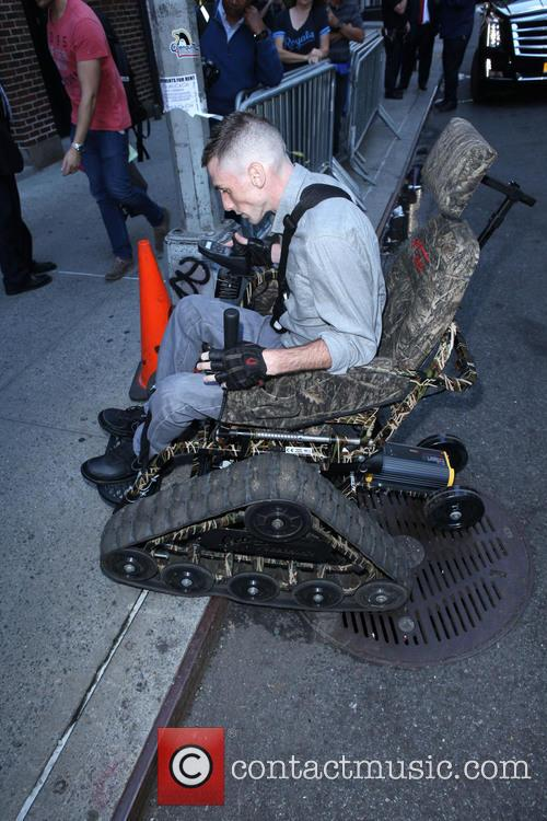 David Letterman and Bill Ventura Jr. Usmcr Lcpl 2