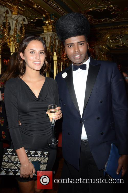 Lucy Watson and Prince Cassius 7