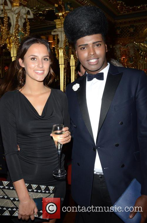 Lucy Watson and Prince Cassius 8