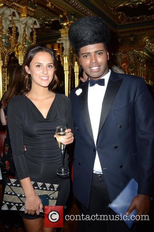 Lucy Watson and Prince Cassius 9
