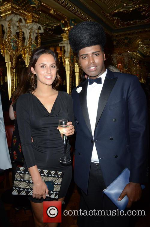 Lucy Watson and Prince Cassius 10