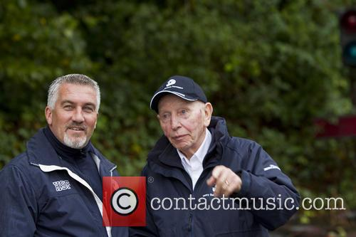 Paul Hollywood and John Surtees 7
