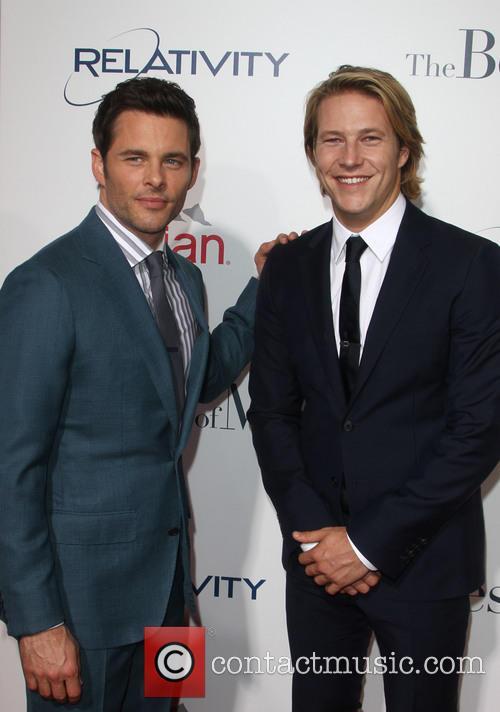 James Marsden and Luke Bracey 6