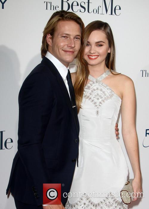 Luke Bracey and Liana Liberato 7