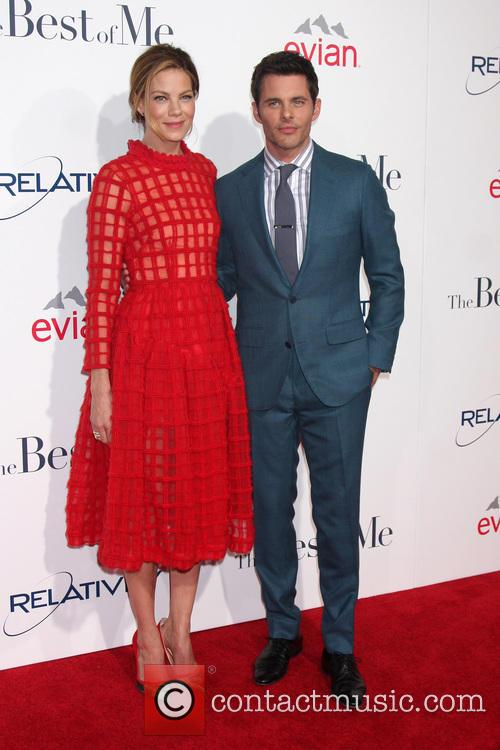 Michelle Monaghan and James Marsden 7