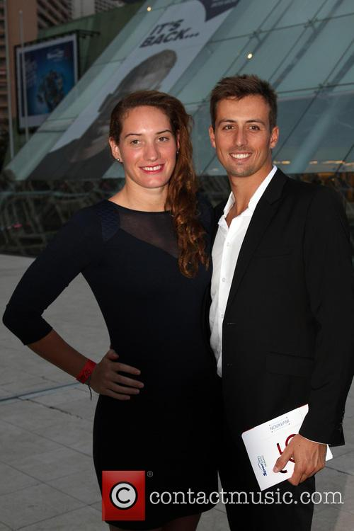 Camille Muffat and William Forgues 2