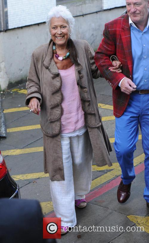 Lynda Bellingham at ITV Studios