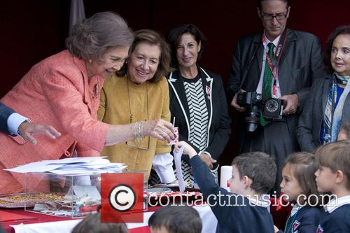 Queen Sofia Of Spain 2