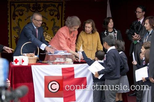 Queen Sofia Of Spain 3
