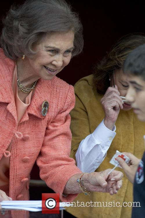Queen Sofia Of Spain 4