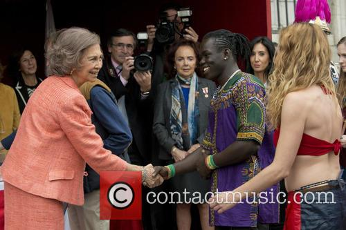 Queen Sofia Of Spain 11
