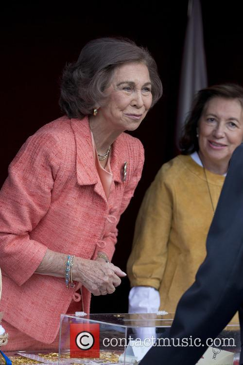 Queen Sofia Of Spain 1