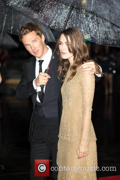 Benedict Cumberbatch Keira Knightley