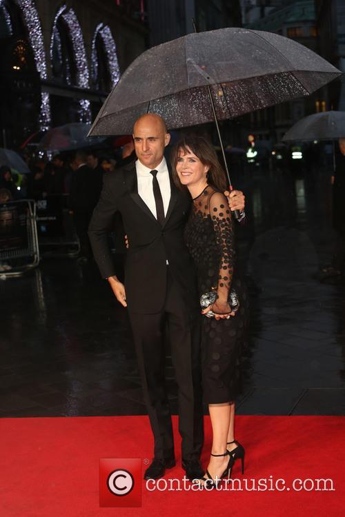 Liza Marshall and Mark Strong 1