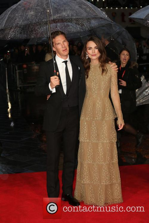 Benedict Cumberbatch and Keira Knightley 3