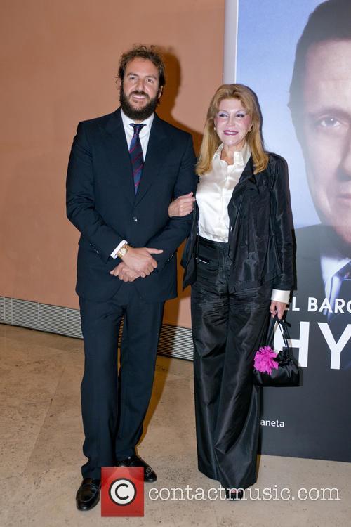 Carmen Thyssen and Borja Thyssen 2