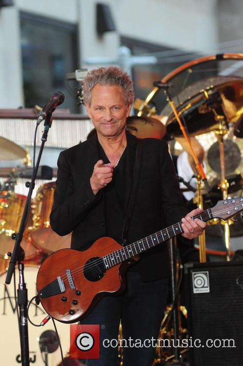 Fleetwood Mac performing live on the 'Today' show