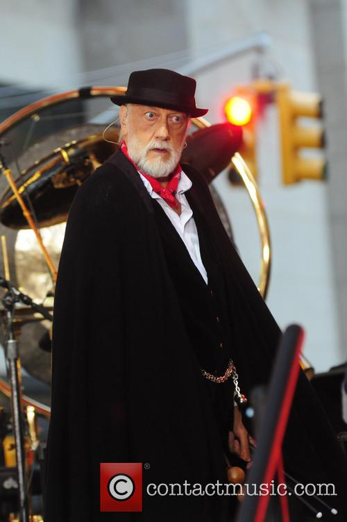 Fleetwood Mac and Mick Fleetwood 6