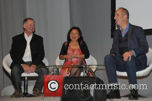Peter Berkin, Chard Berkin and Kevin Mccloud 1