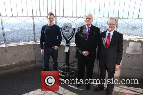 Peter Sarsgaard, Donald Rubin and Robert Baylis 10