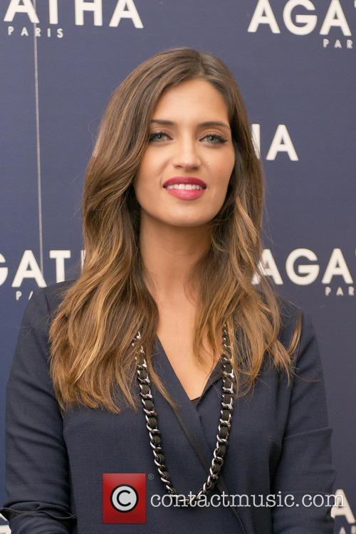 Sara Carbonero presents 'Agatha' New Collection